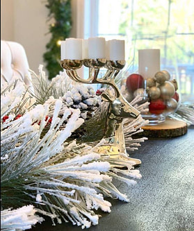 christmas decorations holiday ornaments and decorations for the dinning room