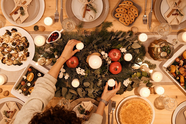 Holiday dinner Holiday cooking Holiday food ideas