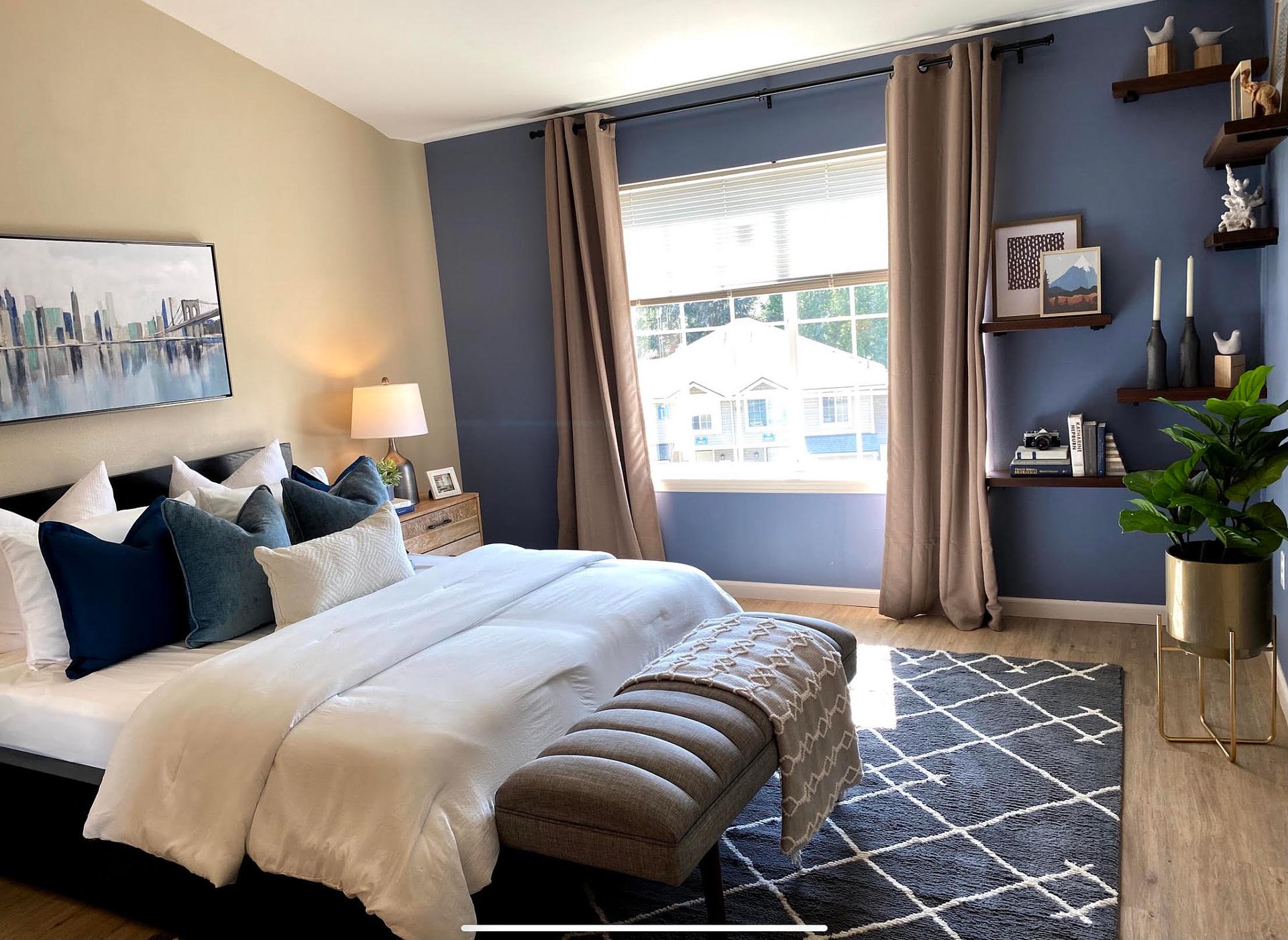 Redmond - Bedroom After Staging